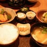 『日本料理 とらや さん・お昼 2100円』