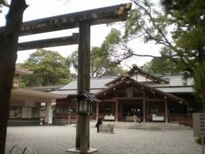 『猿田彦神社』