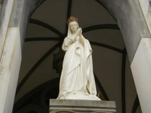 『日本の聖母・大浦天主堂』