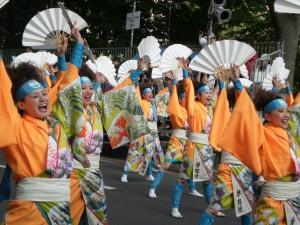 『YOSAKOIソーラン祭り』