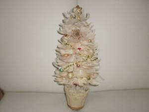 『ホワイトゴールドなクリスマスツリー♪』