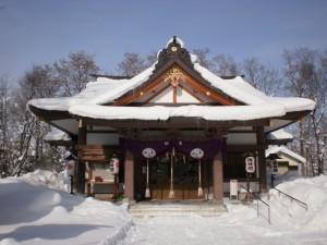 『旭川・鷹栖神社』